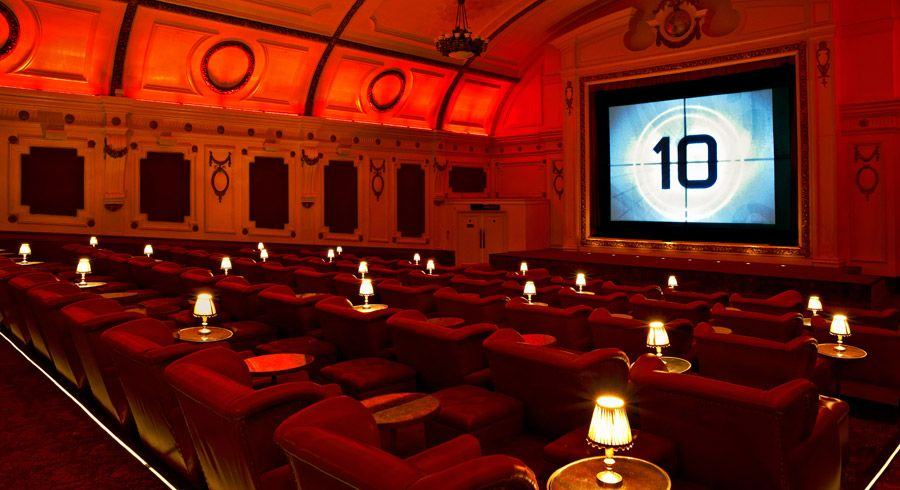 The Best Cinema in London - Electric Cinema
