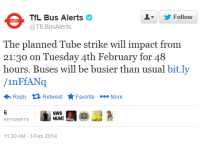 4 Ways You Can Beat the Tube Strike