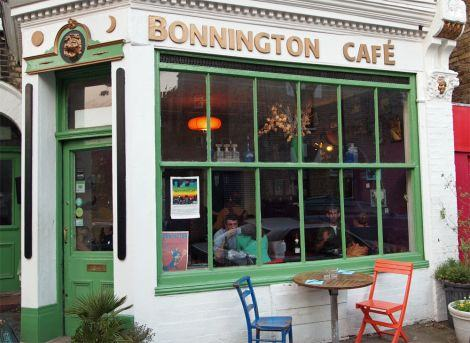Bonnington Cafe - Community Cafes in London