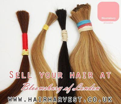 Sell your Hair in London