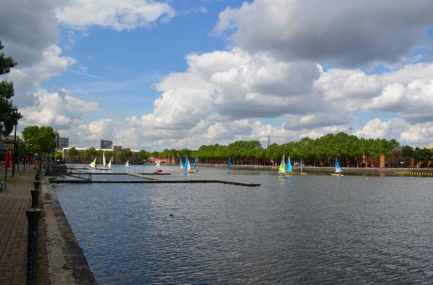 Surrey Quays Docks
