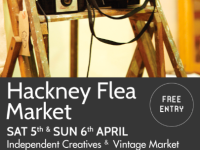 hackney flea market april