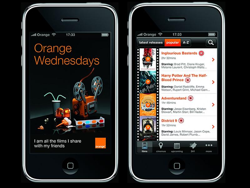 Best UK Money Saving Apps - Orange Wednesdays