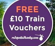 UK Deals of the Week - Free Train vouchers