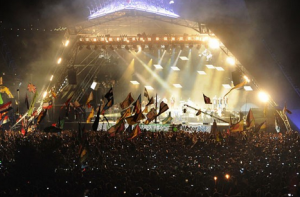 Best UK Music Festivals for free - Glastonbury