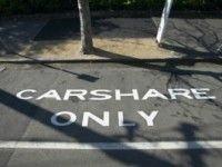 Car sharing in London