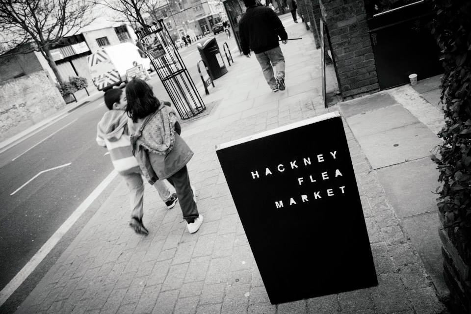 Hackney Flea Market May
