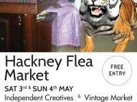Hackney Flea Market May 2014