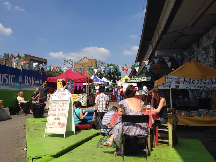 Acklam Village Market - Sunday Market