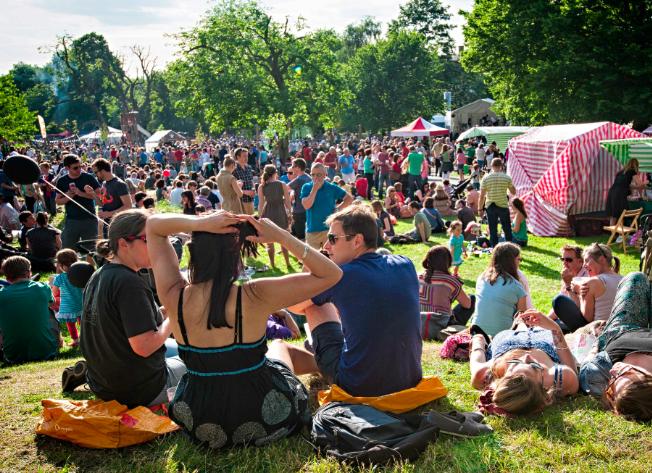 Crystal Palace Overground Festival 2014