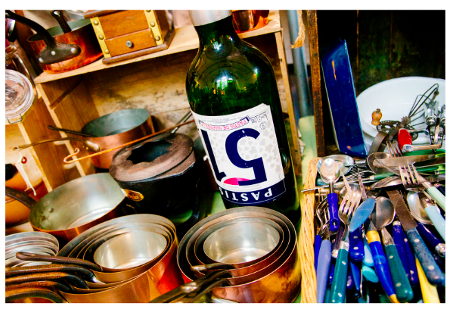 Hackney Flea Market July 2014