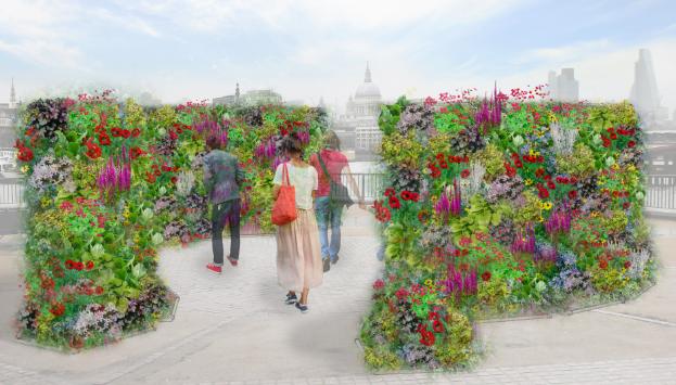 London's Sneeze Free Garden