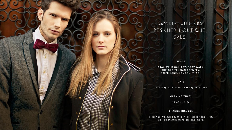 London Sample Sales June 2014