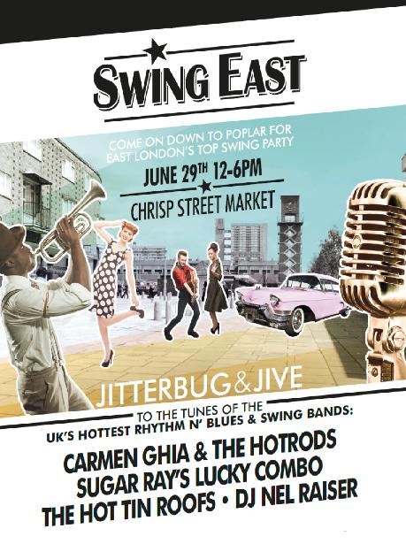 Swing East London