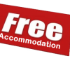 Free Accommodation in exchange for work