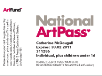 The National Art Pass