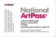 The National Art Pass