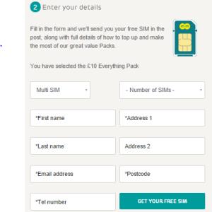 Get a Free UK Mobile Number