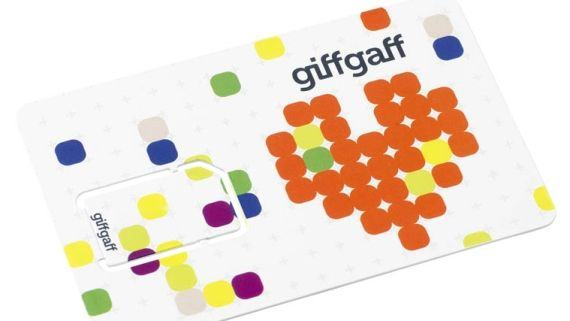 Get a Free UK Mobile Number - giffgaff