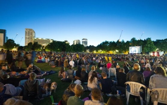 free films in london - Vauxhall Village