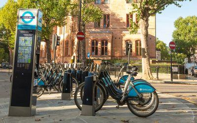 Free Barclays Cycle Hire August 2014