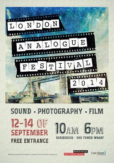 London Analogue Festival 2014