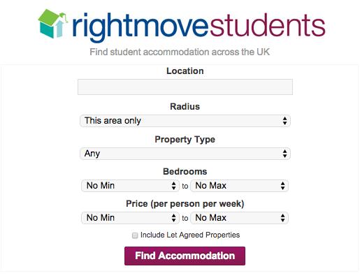 UK Student Accommodation Websites