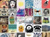 Hackney d.i.y art market