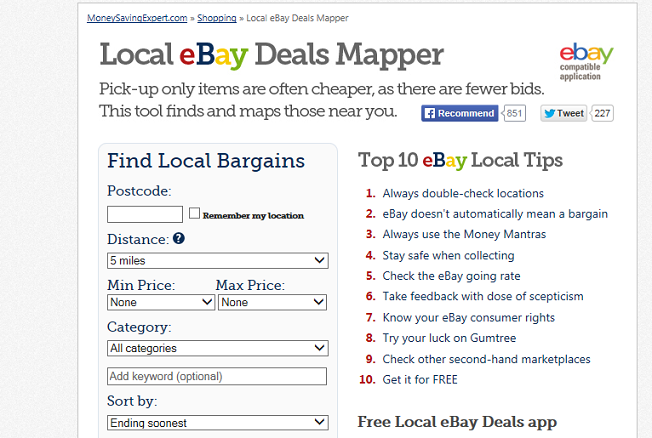 Tips for Buying on eBay and Amazon