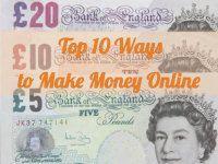 Top Ten Ways to Make Money Online
