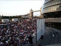 Free Films in London in September
