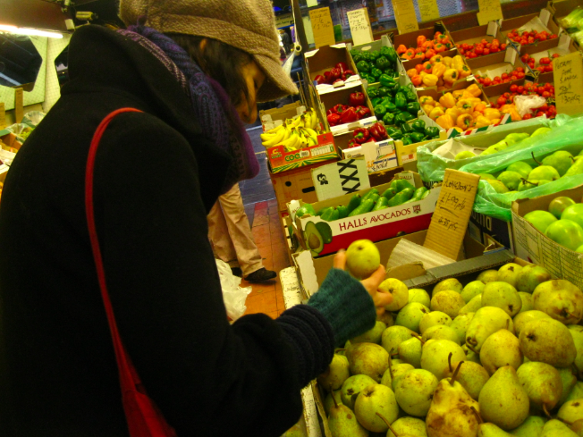 Yasar Halim Market