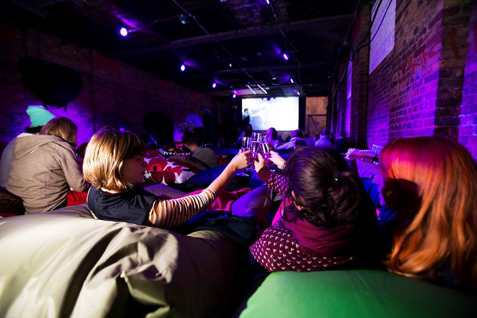 The First Pillow Cinema in London
