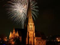 Free Fireworks Displays in London