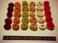 London's first cereal cafe opening in December