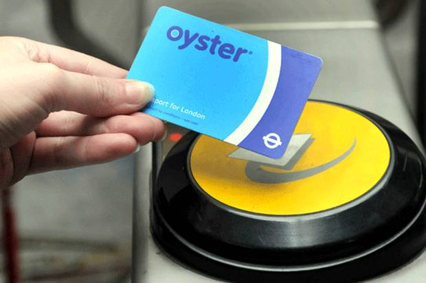 Contactless Cards vs Oyster Cards