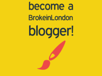 Become a BrokeinLondon blogger