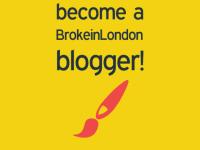 Become a BrokeinLondon blogger