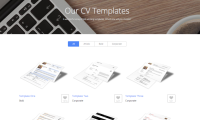 Jobulo Free CV Builder