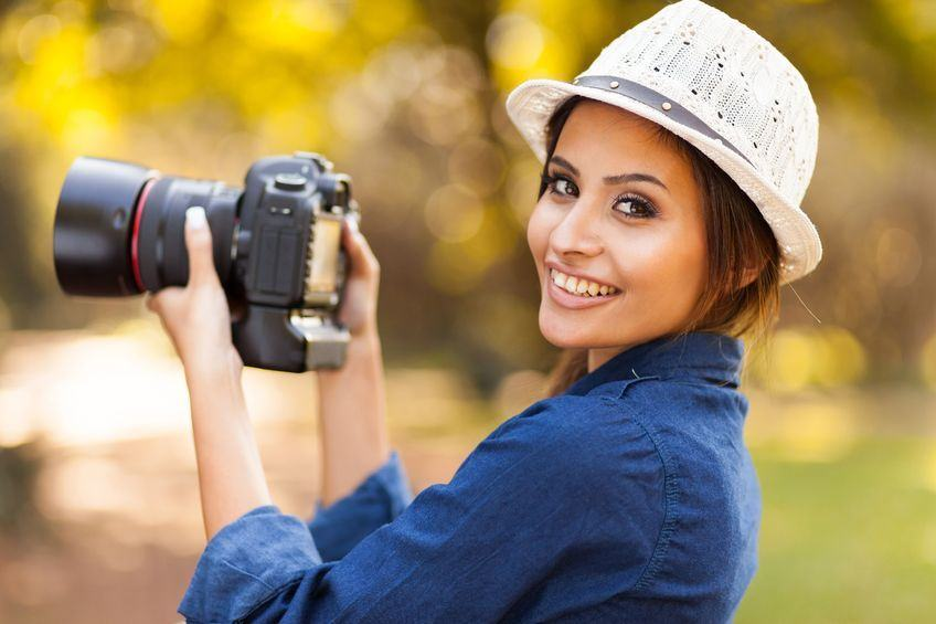 Is photography your main hobby? Then write it down!