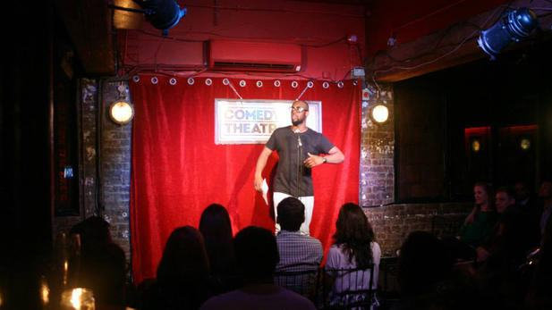 Comedy Café Theatre - Pic: TimeOut London