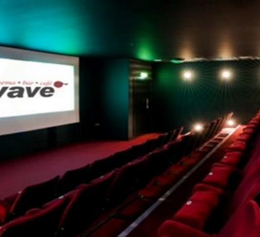 Shortwave cinema
