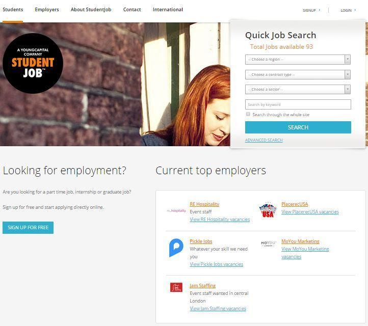 Studentjob.co.uk
