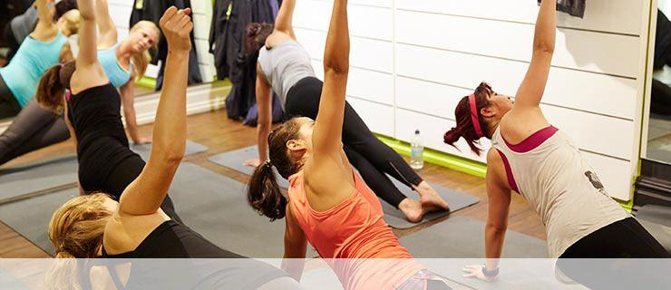 Free Fitness Classes in London