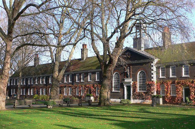 The Geffrye Museum in Shoreditch