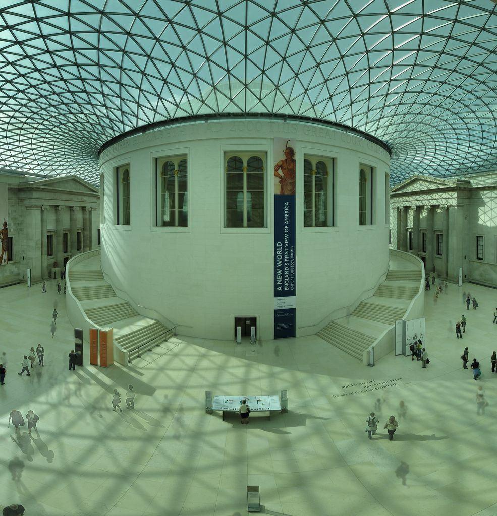 British Museum - Photo by Ian Muttoo