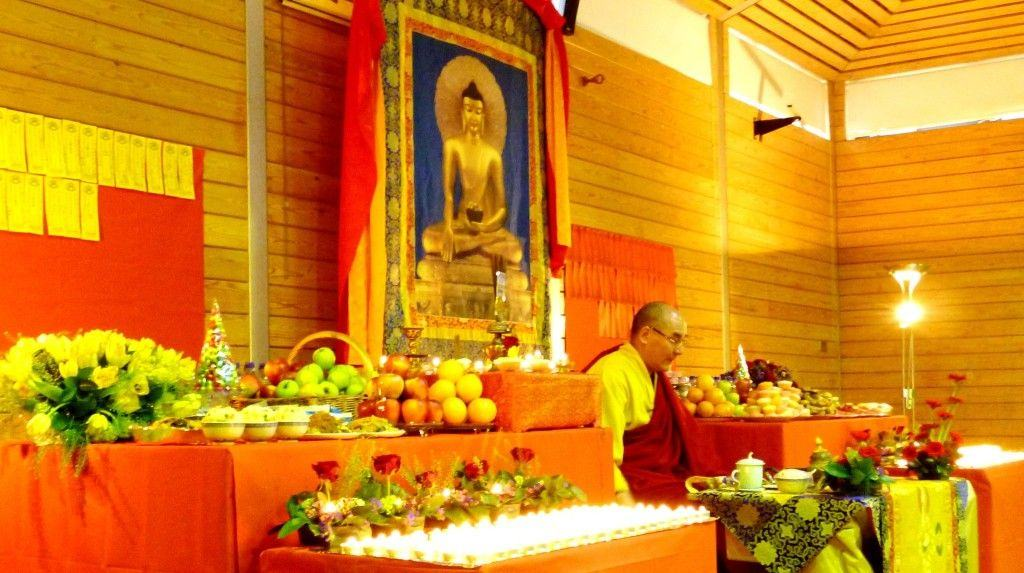 A Free Evening of Meditation and Mindfulness with Lama Rinpoche