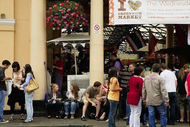 Top 5 Vintage Fairs in London