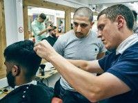 Free Men's Haircuts by the London School of Barbering