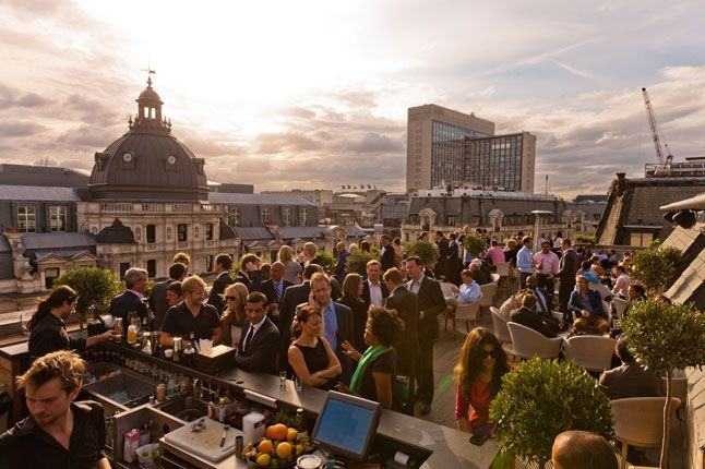 Top 10 budget rooftop bars in london broke in london for The terrace top date